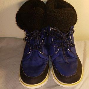 Sorel Waterproof Boots.